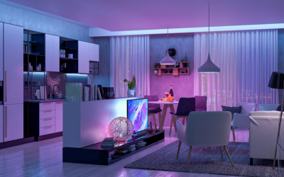 Change Your Home's Lighting and Other Home Improvement Hacks